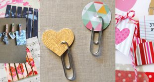 Clip It Up! Mini broche de ropa para manualidades e ideas para clips