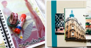 5 tutoriales de DIY Travel Journal
