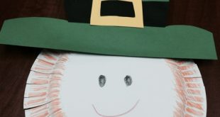 St. Patty's Day Kid's Craft